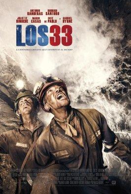 "Afiche ""Los 33"""