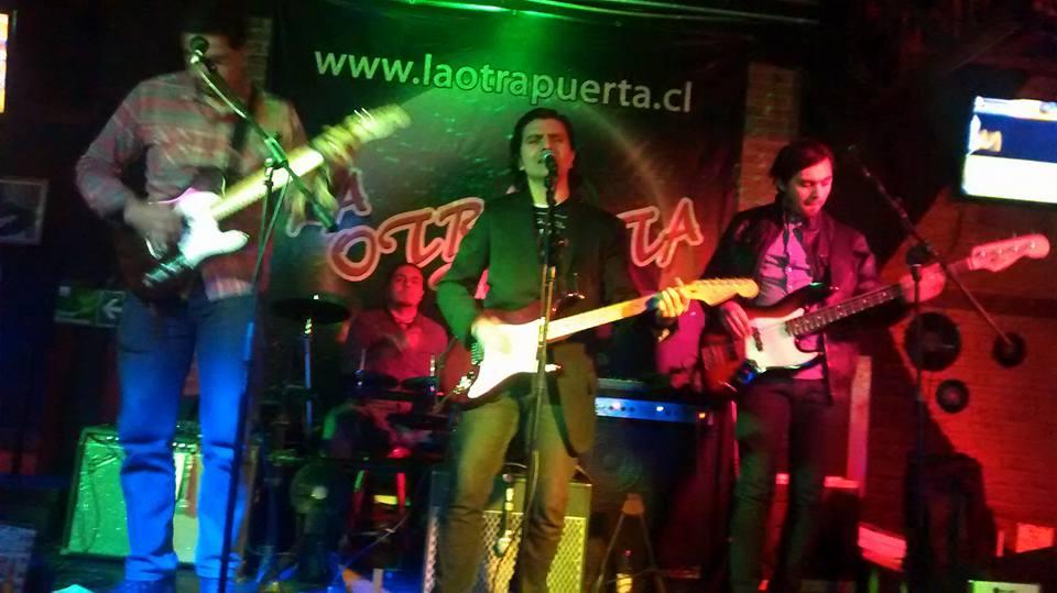 Carlos Cuevas en LOP + Banda 2